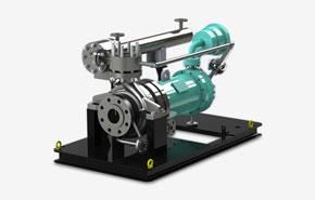 gamme pompe rotor prei