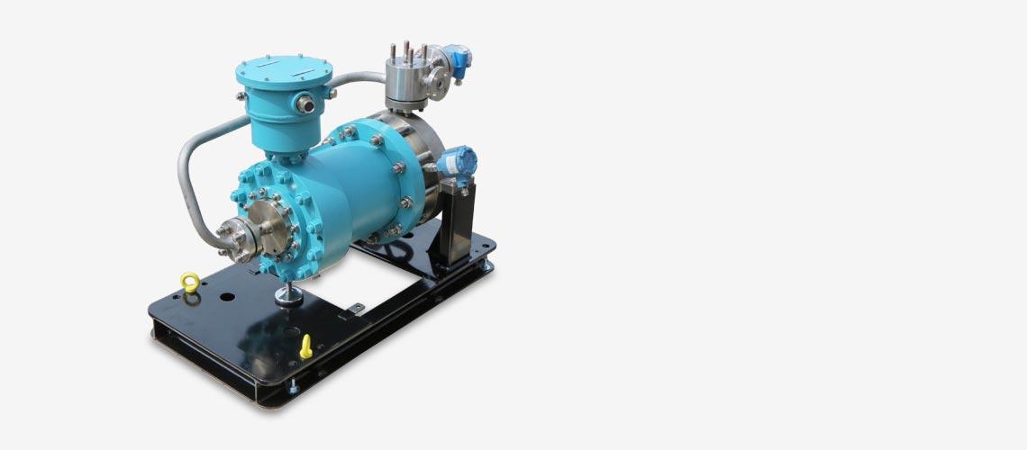 03 - canned motor pump - api 685 - optimex BF984