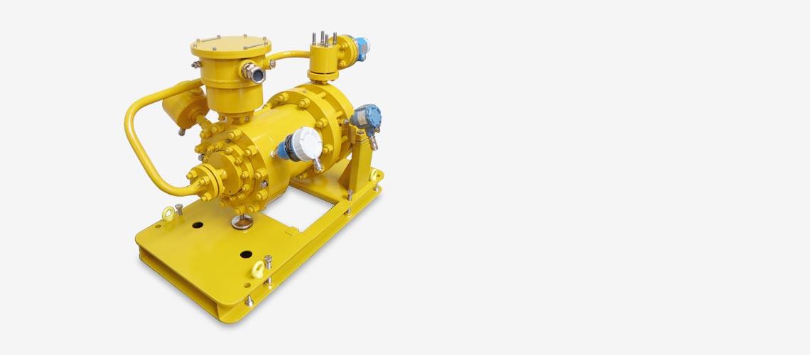 05 - canned motor pump - api 685 - optimex BF921