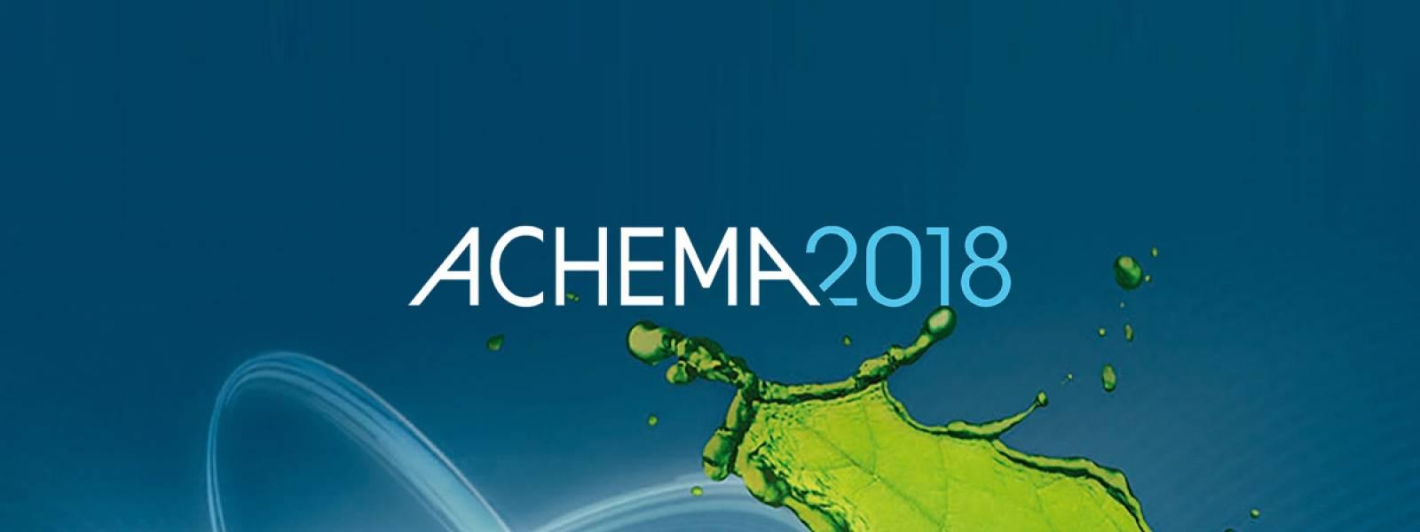 achema 2018 optimex