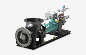 Custom built industrial centrifugal pump manufacturer