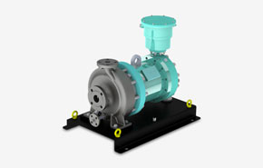 industrial pump manufacturer, canned motor pump etei range